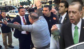 Против Турции подан иск на 100 млн долларов за инцидент с избиением демонстрантов в Вашингтоне
