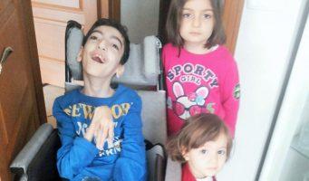 Жертвы режима. Отсутствие рядом отца и средств на лечение привело к смерти юноши-инвалида