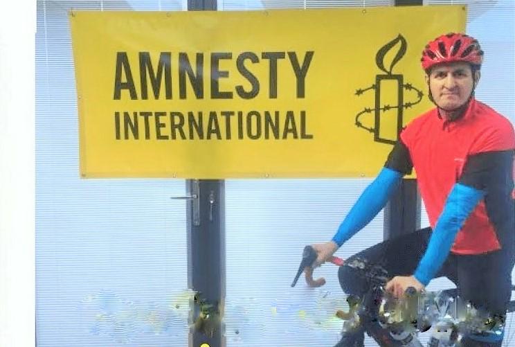 Ради матерей, детей и жертв режима 1560 км на велосипеде