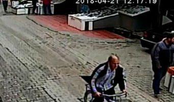 Укравший велосипед мужчина пожаловался, что «в стране не осталось порядочных людей»