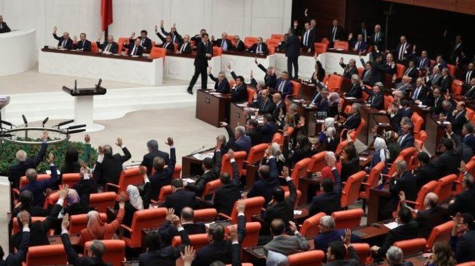 ПСР отклонила парламентское предложение расторжении договоров с Израилем