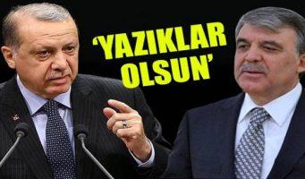 Эрдоган подверг критике Гюля