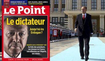Популярное французское издание сравнило Эрдогана с Гитлером…