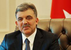 Абдуллах Гюль объявил, что не станет кандидатом в президенты Турции