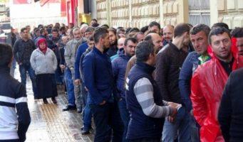Количество безработных в Турции больше, чем население 87 стран