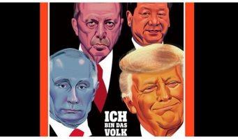 """Der Spiegel назвал Эрдогана автократом, а он прочитал: """"лидер, формирующий мир"""""""