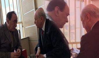Друг Бахчели Чакыджи раскритиковал Эрдогана