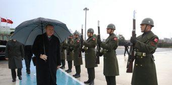 Эрдоган: В случае победы на выборах, снятие режима ЧП станет первым делом…