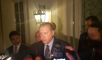 Был ли театром прилет Эрдогана в Стамбул в ночь 15 июля?