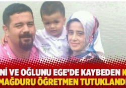 Жертва чрезвычайных декретов Хасан Аксой, потерявший в трагедии в Эгейском море жену и сына, арестован