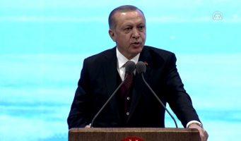 Эрдоган остановил работу государственных театров