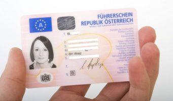 В Австрии исключили турецкий язык из теста на водительские права