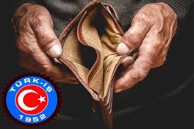 Черта бедности в Турции возросла за год на 800 лир