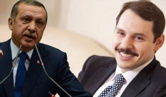 Эрдоган назначил своего зятя министром финансов