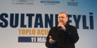Эрдоган снова заговорил о смертной казни