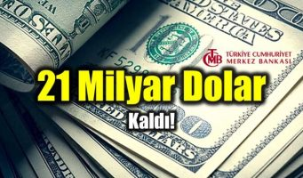 Каков валютный резерв Центробанка Турции чтобы преодолеть кризис?