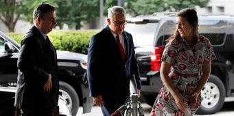 Турецкая делегация вернулась из Вашингтона со список из 15 лиц, которых США требуют освободить