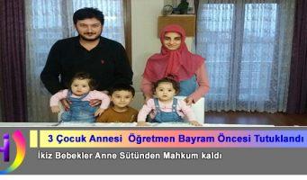 Учительницу-мать троих детей арестовали перед праздником Курбан байрам