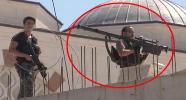 Гранатомет для защиты Эрдогана от летающих дронов