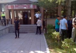 В Турции пять человек погибли при стрельбе в офисе муфтия