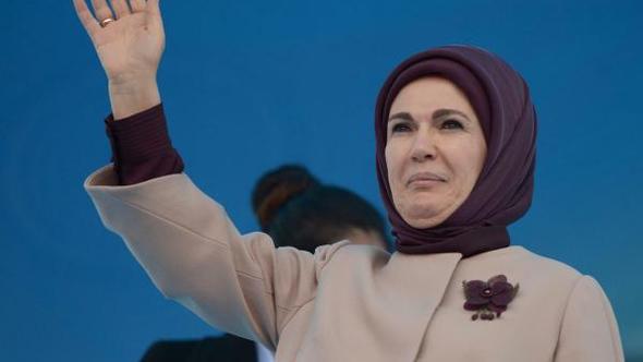 «Личный врач» жены президента Турции стала советником главы государства