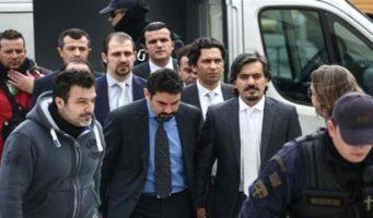 Греция одобрила предоставление убежища 8 турецким военным