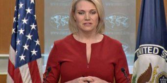 Госдеп: Если бы США достигли какого-либо соглашения с Турцией, то пастор Брансон уже был бы дома