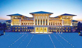 Президентский дворец Эрдогана может стать символом банкротства современной Турции