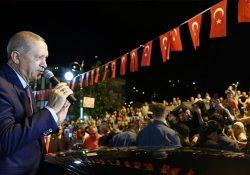 Эрдоган: У них есть доллары, а у нас Аллах