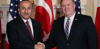 Помпео: Санкции против Турции показывают решимость США в деле американского пастора