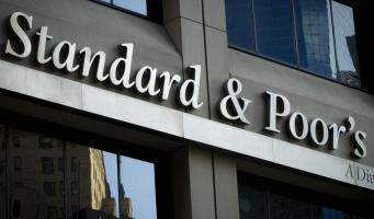 """S&P понизило долгосрочный рейтинг Турции до """"B+"""""""