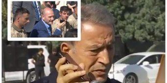 Акар и Сойлу дали военным послушать праздничное поздравление Эрдогана через iPhone