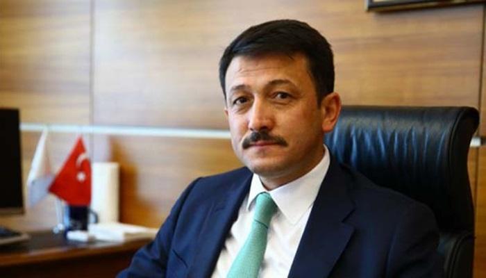 Зампред ПСР Хамза Даг: Абудллах Гюль предатель!