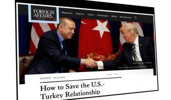 Foreign Affairs: Эрдоган должен пойти на уступки или потерять всё