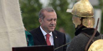 Эрдоган построит себе новый дворец