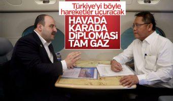Расточительство не помеха репутации. Широкий жест турецкого министра индонезийскому коллеге