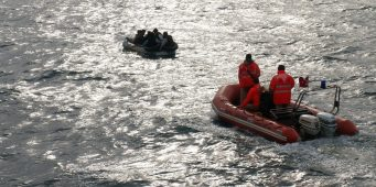 В результате кораблекрушения у побережья Турции утонули девять мигрантов