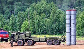 С-400 будут поставлены в Турцию в следующем году