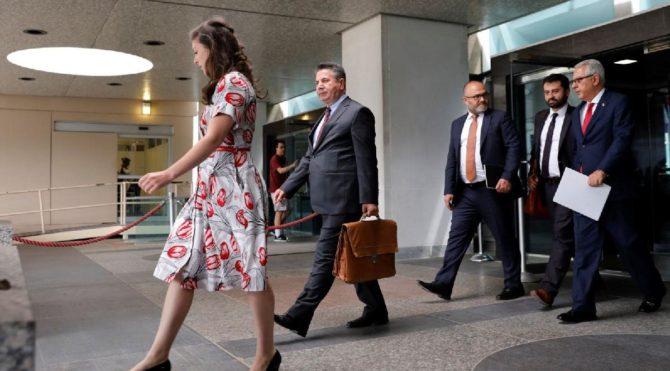 The Wall Street Journal: Неудача в переговорах может привести кновым «карательным мерам» США вотношении Турции
