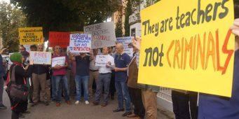 Евродепутаты заступились завысланных изМолдавии турецких учителей