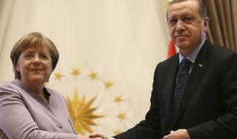 Члены бундестага выступают против визита президента Турции в Берлин