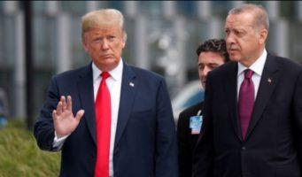 Бойкот длился недолго. Эрдоган хочет встречи с Трампом