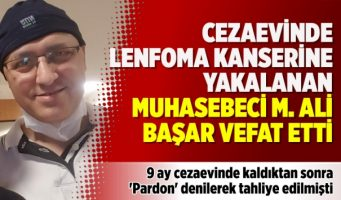 Жертвы репрессий. Скончался заболевший в тюрьме раком бухгалтер