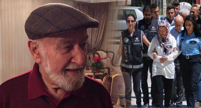 Умерла жена арестованного 86-летнего мецената Джелала Афшара