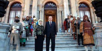 Новая резиденция для Эрдогана