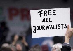 В Турции 175 журналистов находятся в тюрьме
