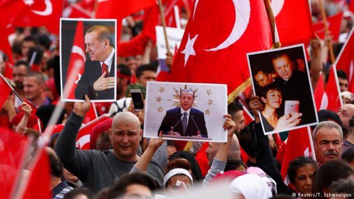 Эрдоган хочет провести митинг в Германии. Немецкие власти в раздумье