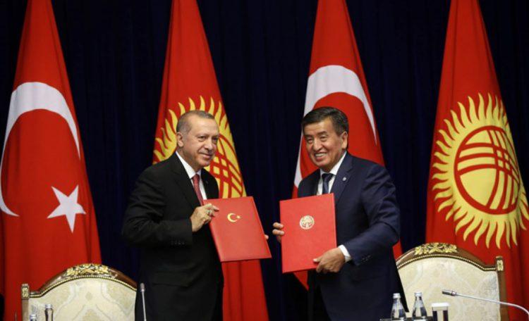 Президент Кыргызстана Эрдогану: Школы «Сапат» находятся под полным контролем государства