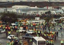 Рабочие вынуждены строить новый аэропорт Стамбула под надзором жандармерии