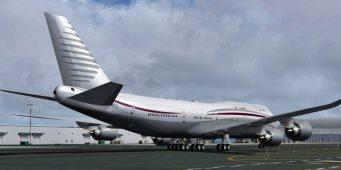 Эмир Катара подарил президенту Турции двухэтажный Boeing 747-8i